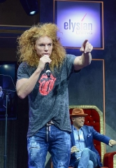 Carrot Top and Claire Sinclair Help The Calida Group Celebrate 10-Year Anniversary and Exclusive Birthday Event with Official Launch of the Elysian Living Foundation