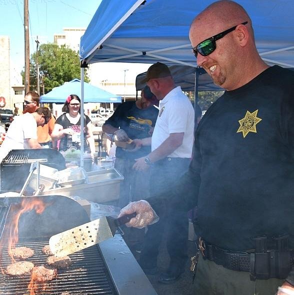 "Special Olympics Nevada Partners with Findlay Chevrolet for ""Cops & Burgers"" Fundraiser Oct. 7"