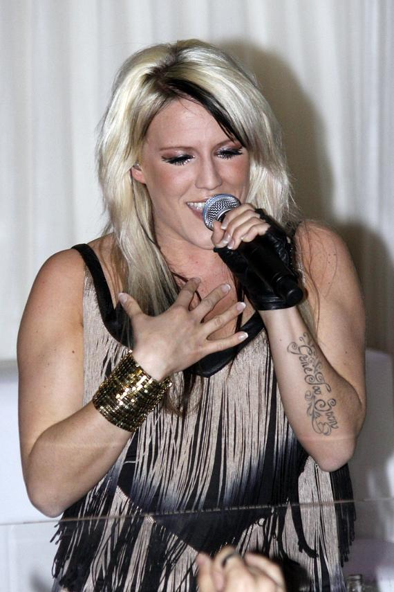Cascada at PURE Nightclub