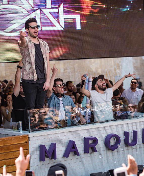 Cash Cash at Marquee