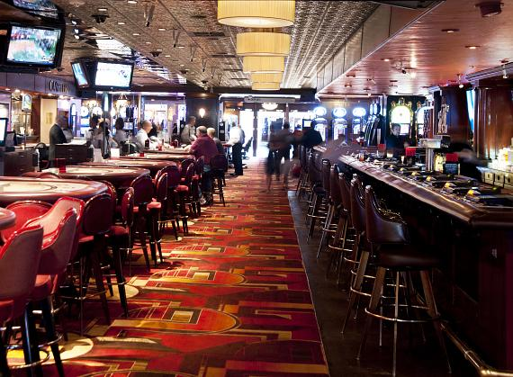 Casino Bar at the Golden Gate Hotel & Casino
