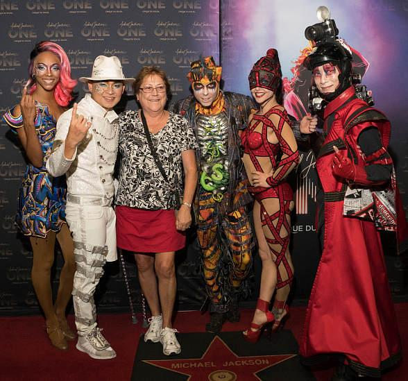 """Michael Jackson One"" by Cirque Du Soleil Hosts Fifth Annual Birthday Bash Aug. 29"