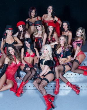 The Cast of FANTASY to Heat Up LAX Nightclub Every Wednesday Night