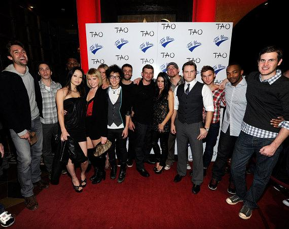 Cast of Ten Year at TAO