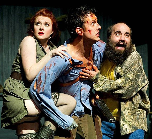 Evil Dead: The Musical Cast Members Hosting Viewing Parties for The Walking Dead Beginning Feb. 10