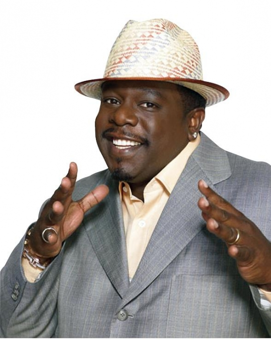 New 'Millionaire' Host Cedric The Entertainer Makes Aces of Comedy Debut at The Mirage December 29-­30