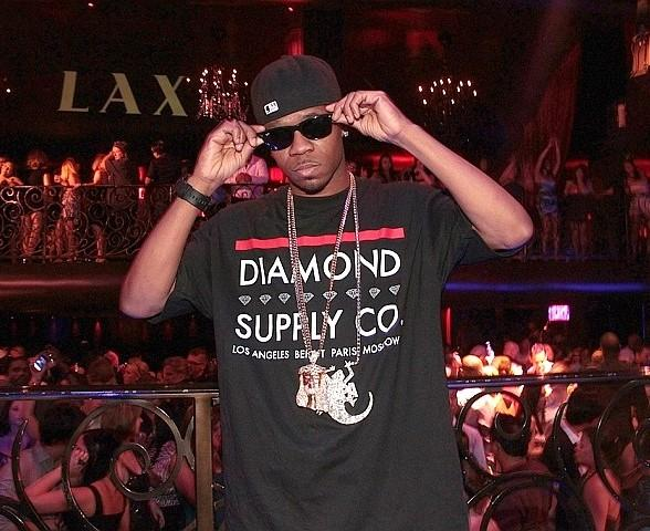 Hip-Hop Artist Chamillionaire Performs at LAX Nightclub