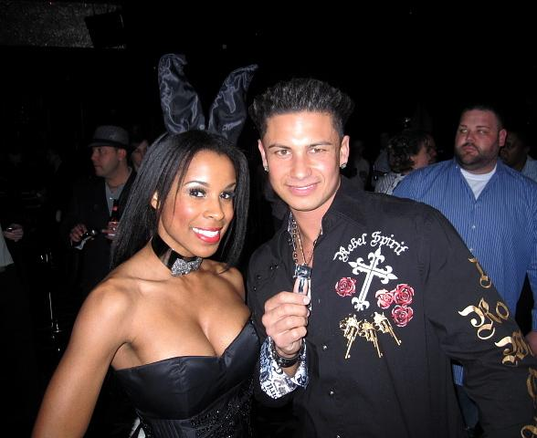 Chandella Turner and Pauly D