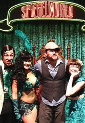 Channing Tatum Attends ABSINTHE at Caesars Palace