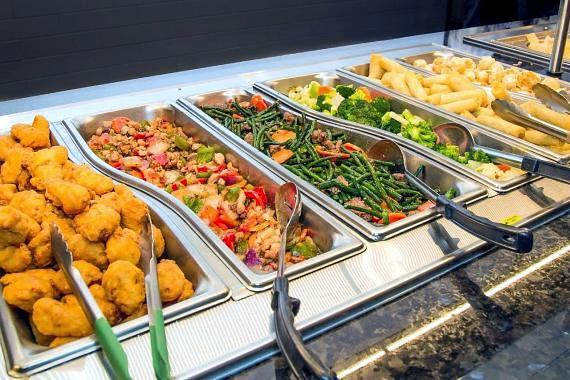 Charlie's Market Buffet at Arizona Charlie's Decatur features a wide-variety of cuisine