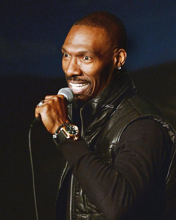 Comedian Charlie Murphy Performs at The Orleans Showroom July 2-3