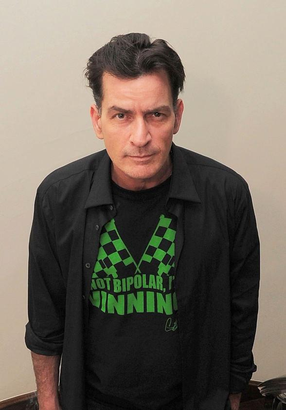 Pop Culture Icon Charlie Sheen to Host at Chateau Nightclub & Gardens April 30