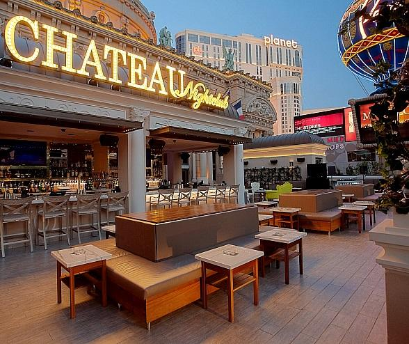 Chateau Terrace at Chateau Nightclub &amp; Gardens Now Offering Laid-back Nightlife Experience