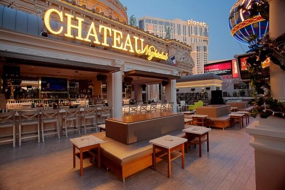 Chateau Beer Garden