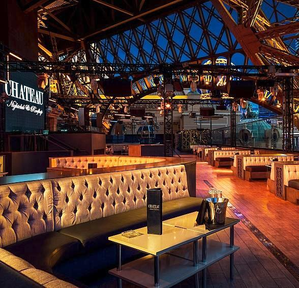 Chateau Nightclub & Rooftop Keeps the Party Going with New