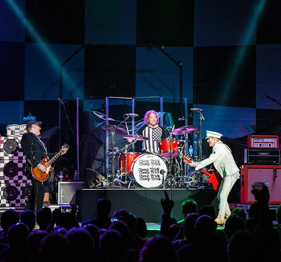 Cheap Trick performs at The Joint at Hard Rock Hotel Las Vegas