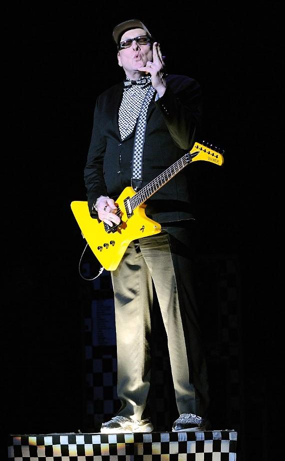 Cheap Trick performs at The Pearl at Palms Casino Resort