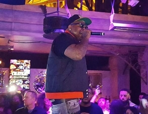Chedda Da Connect Performs at Chateau Nightclub & Rooftop in Paris Las Vegas