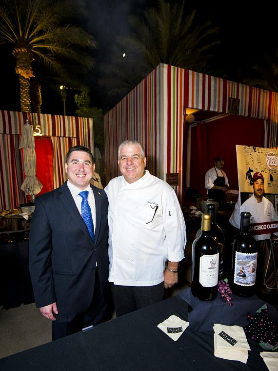 Chef David Sacco (Capital Grille)