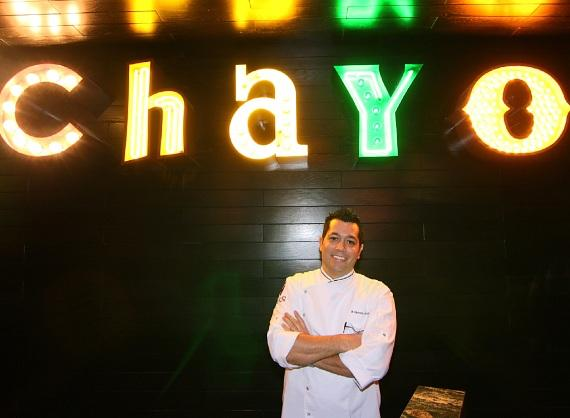 Executive Chef Ernesto Zendejas