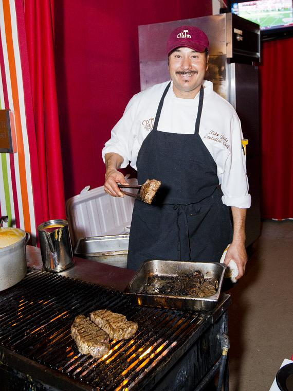 "Chef Francisco ""Kiko"" Ojeda (The Palm)"