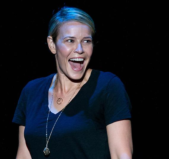 Chelsea Handler performs at The Cosmopolitan of Las Vegas