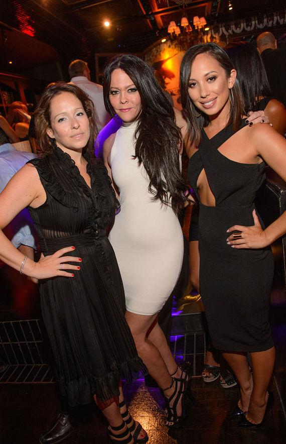 Cheryl Burke & Friends at LAVO Casino Club