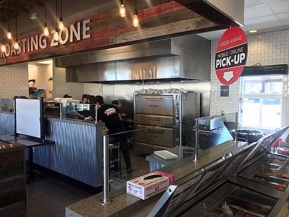 The new Cheyenne location debuts a drive-through pick-up window, a first for Capriotti's restaurants