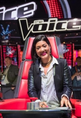 "Season Five Winner of ""The Voice"" Tessanne Chin performs at G2E as IGT Premiers The Voice Video Slots"