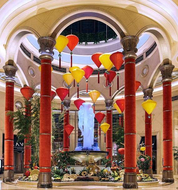 Chinese New Year at The Venetian and The Palazzo 2017