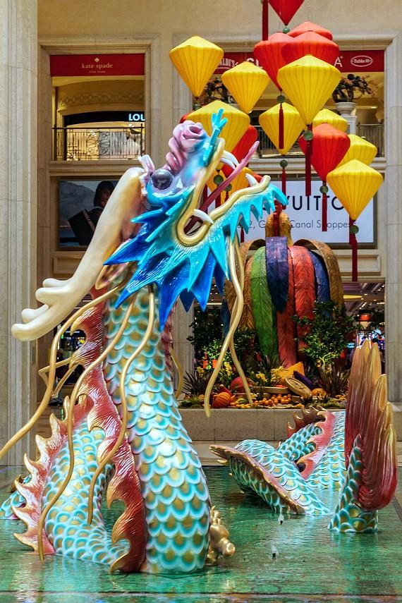 Chinese New Year at The Venetian and The Palazzo