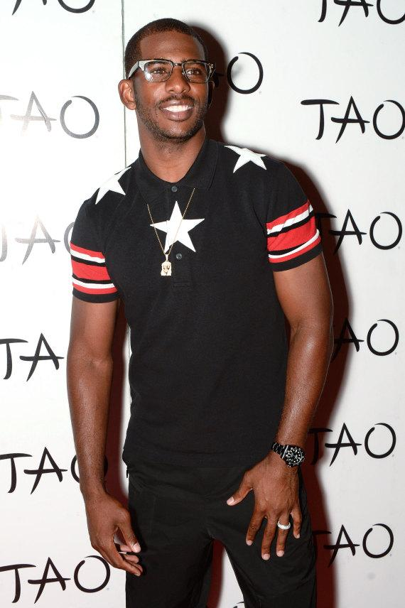 Chris Paul hosts at TAO Nightclub