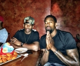Chris Paul, DeAndre Jordan, Blake Griffin and More Enjoy Team Dinner at TAO