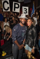 Chris Paul Hosts Topspin Celebrity Ping Pong Tournament After Party at TAO Thursday