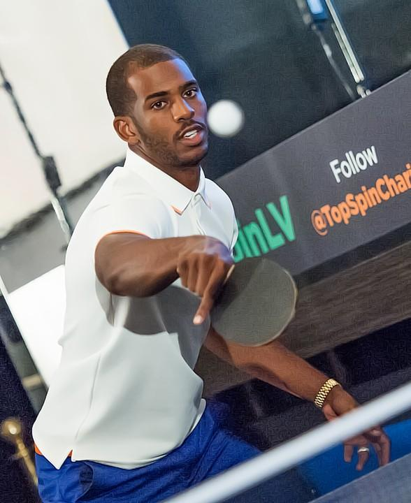 Topspin Celebrity Ping Pong Tournament Returns to The Venetian Las Vegas July 21