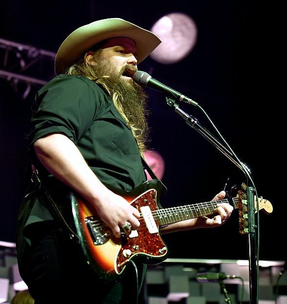 Country Superstar Chris Stapleton and Grammy Award-Winner Maren Morris Perform to Sold-Out Crowd at The Pearl inside Palms Casino Resort