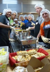 Catholic Charities to Serve Annual Christmas Dinner to the Homeless; Tradition helps more than 1,000 Southern Nevadans