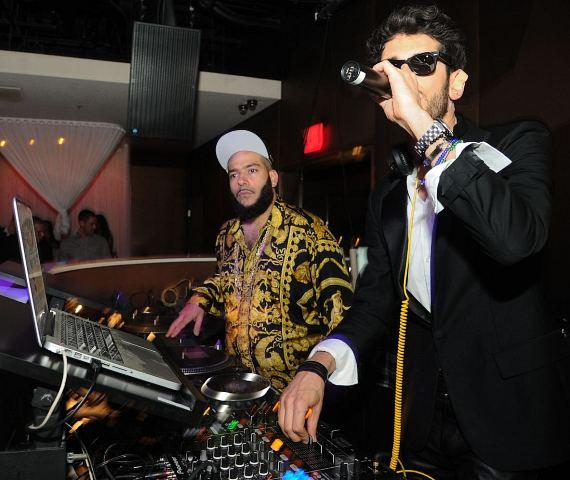 Electro-Funk Duo Chromeo Spins at PURE Nightclub in Las Vegas
