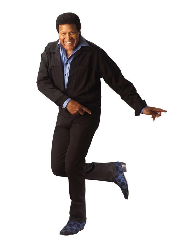 'King of the Twist' Chubby Checker to Perform at Sam's Town Live! June 28