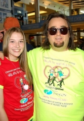"Children's Heart Foundation Gets Early Holiday Help from Chumlee of ""Pawn Stars"" to Ensure All Heart Kids Have the Happiest of Holidays"