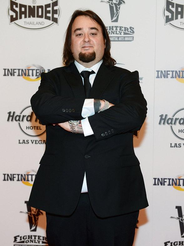 Chumlee of History