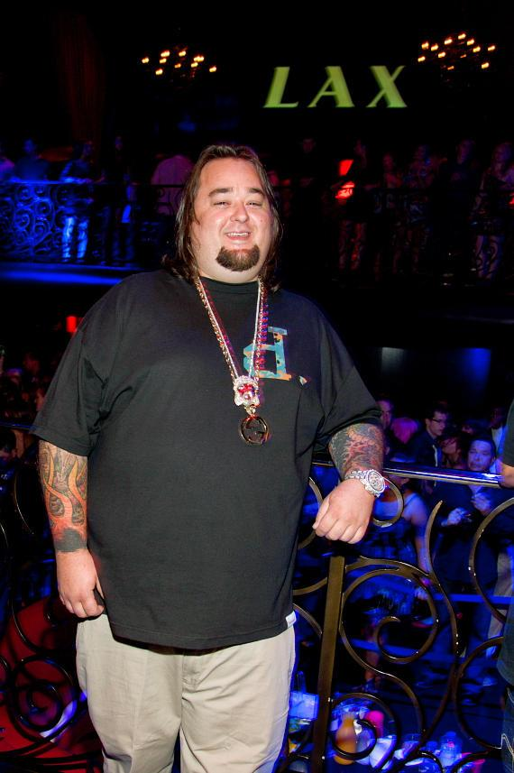 Chumlee at LAX Nightclub