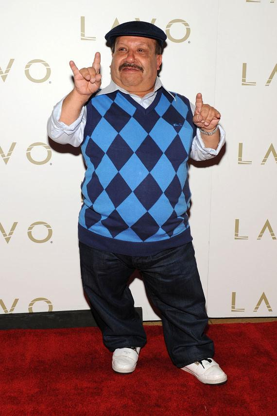 Chuy at LAVO