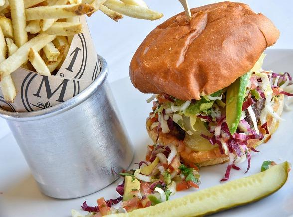 Morels Steakhouse & Bistro at The Palazzo celebrates National Burger Month with its annual Burgerfest