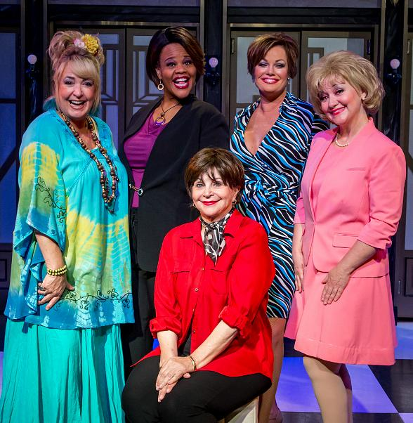"""Menopause The Musical"" Celebrates 11 Years in Las Vegas with the Return of Guest Star Cindy Williams  at Harrah's Las Vegas March 6-May 29"