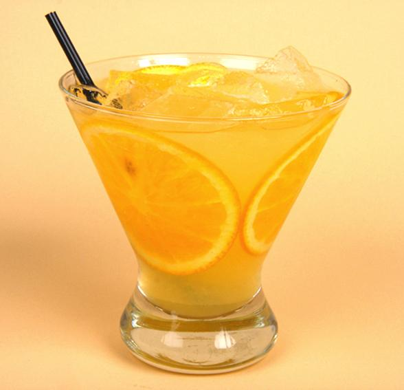 "Grand Lux Cafe's ""Clementine Crush"""