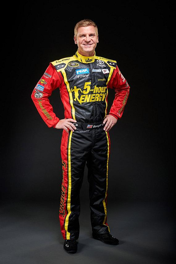 Clint Bowyer, Driver of the No. 15 5-Hour Energy Toyota