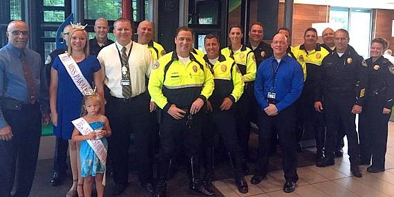 """Six Southern Nevada McDonald's Restaurants Host """"Coffee with a Cop"""""""