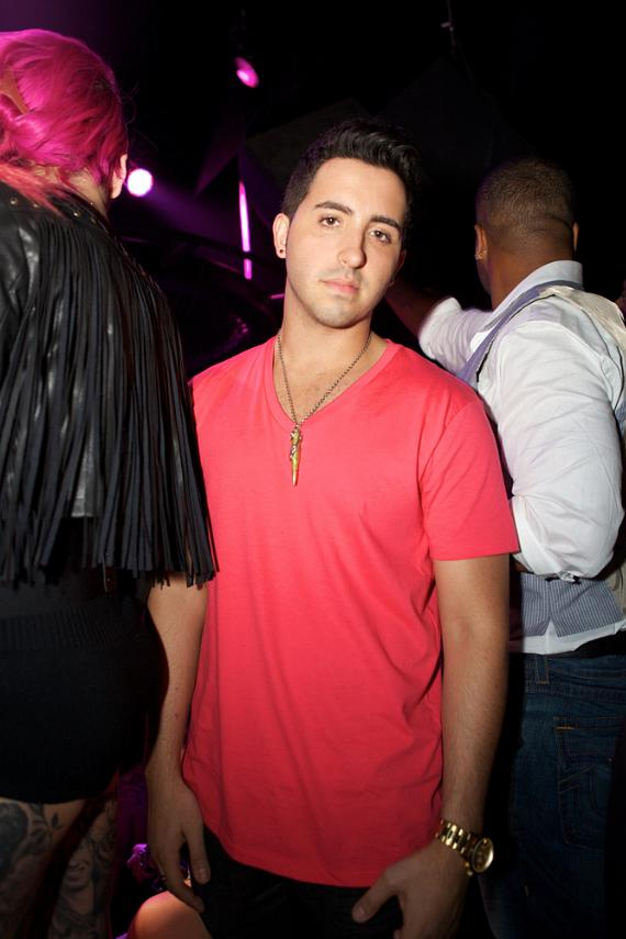 Colby O'Donis at Gallery Nightclub