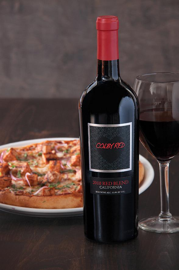 California Pizza Kitchen Debuts Colby Red Wine and Valentine's Day Menu